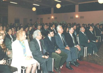 Dina Amanatides book launch in 1987