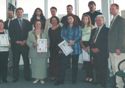Literary  Competition 2000 winners 8/10/2000