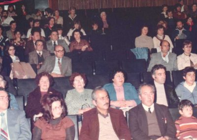 An event at the State Film Theatre in 1997