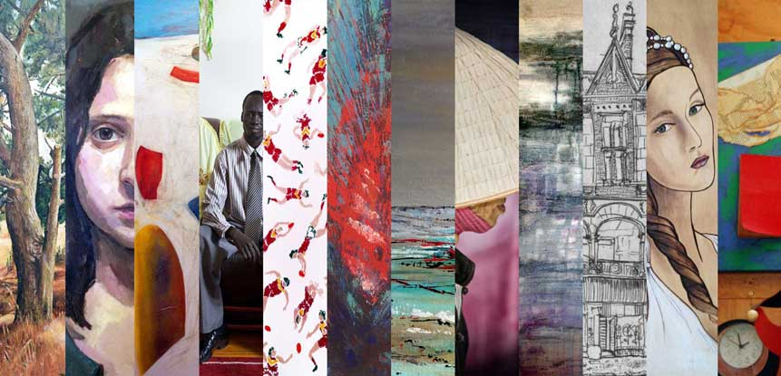 The 4th Annual Art Exhibition 'Antipodean Palette 2014'