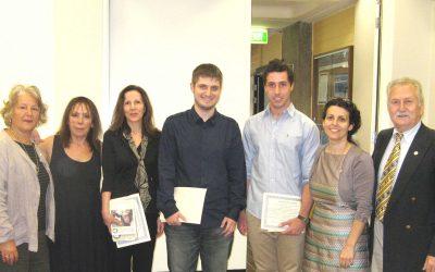 Ο Σύνδεσμος στηρίζει τα Ελληνικά στο Πανεπιστήμιο Monash