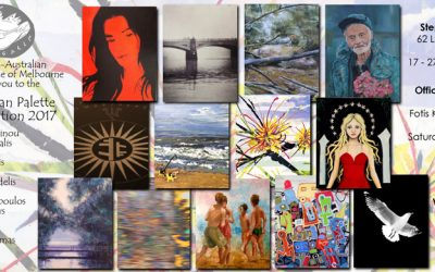 7th Annual Art Exhibition Antipodean Palette 2017