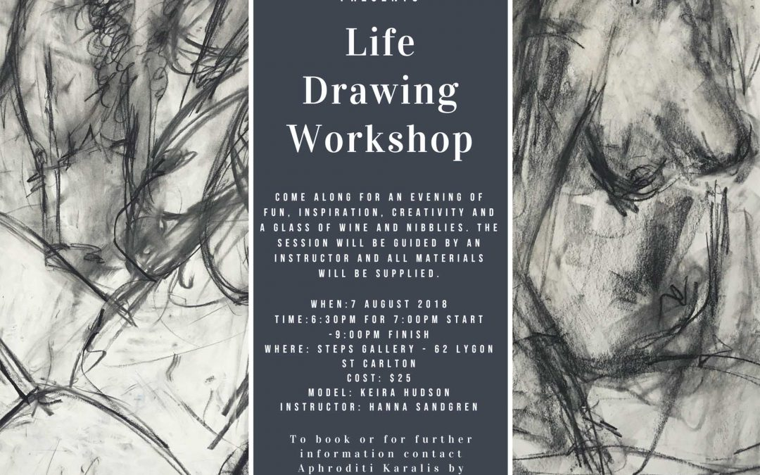 Life Drawing Workshop
