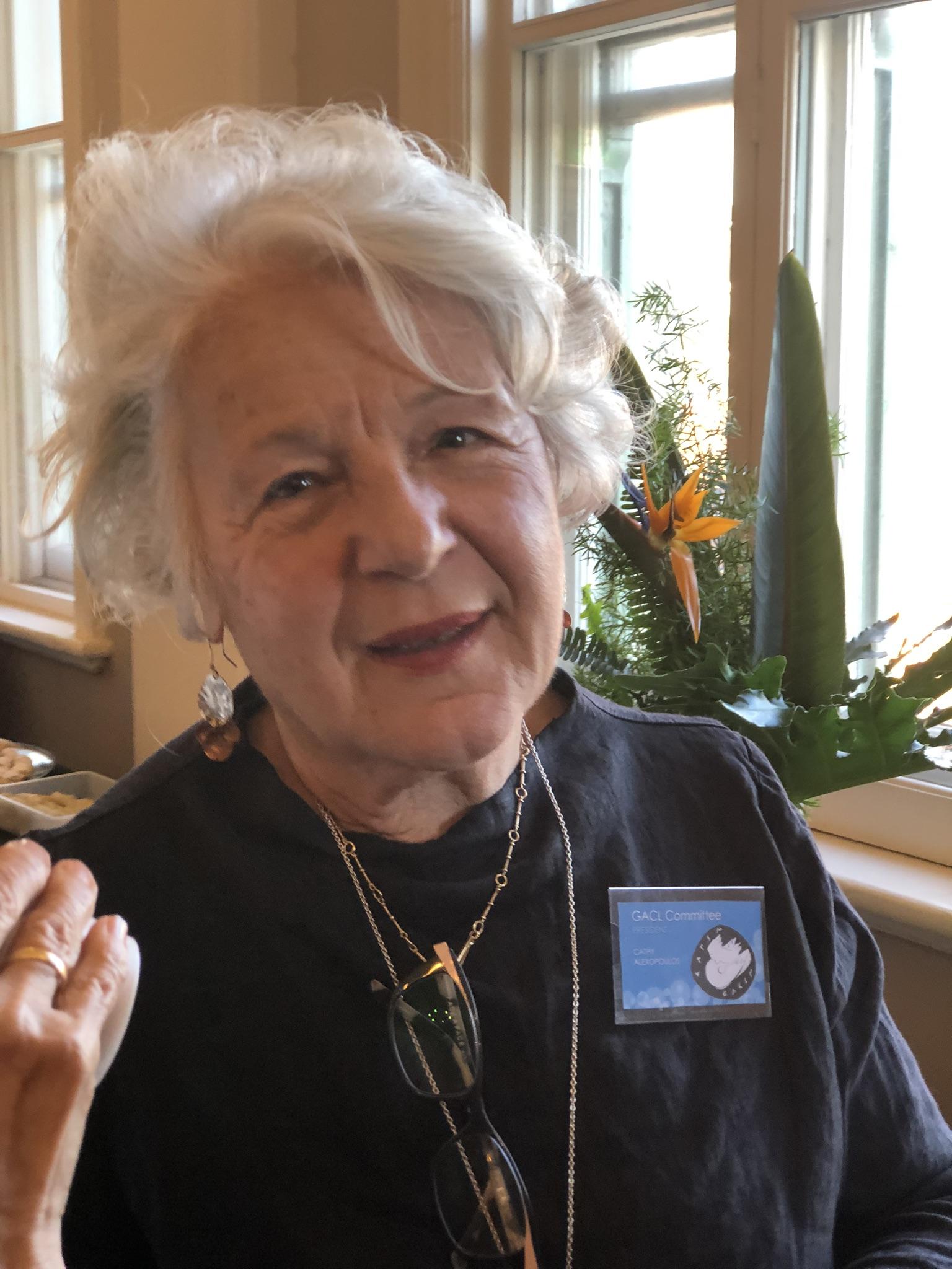 Cathy Alexopoulos