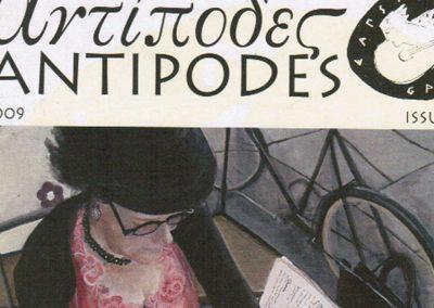 e-Antipodes 2009