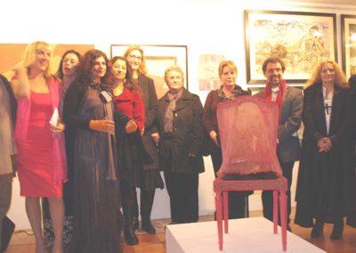 Antipodean Palette Exhibition 2012