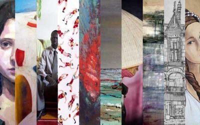 Εκθεση τέχνης 'Antipodean Palette 2014'