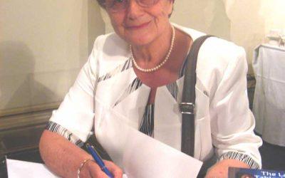 Anastasia Liveriadis: The Lace Tablecloth