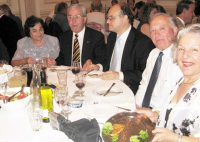 GACL Dinner dance, November  2007