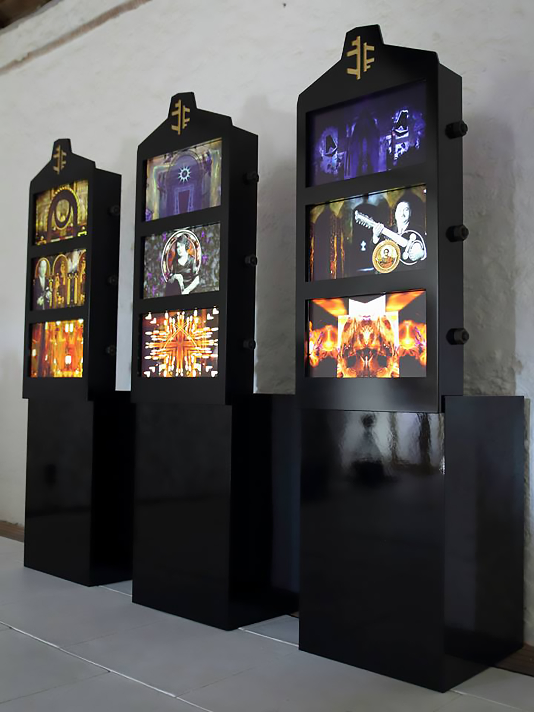 Masonik Rebetiko_Continuous Icon Generators